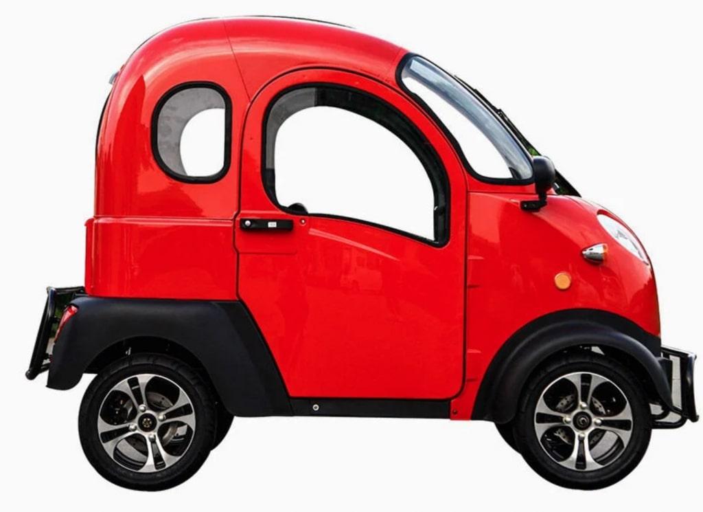 alibaba elektrische auto